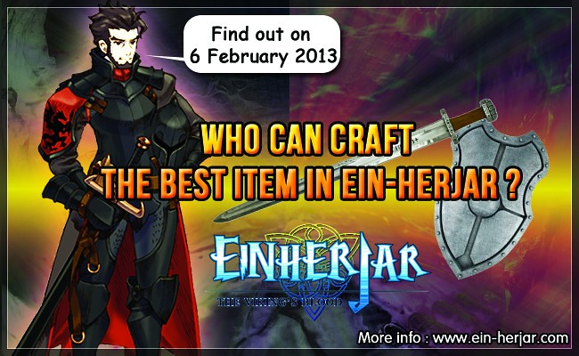 Who is the best artisan in Einherjar