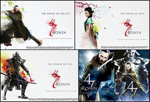 47RONIN-PROMO-POSTERS