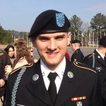 Infantryman James Caveness