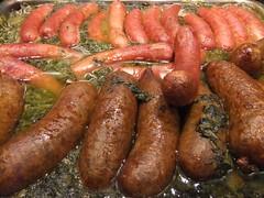 sausage, frankfurter wã¼rstchen, roasting, italian sausage, vienna sausage, sujuk, boudin, mettwurst, longaniza, food, dish, cuisine, breakfast sausage, kielbasa, bratwurst,