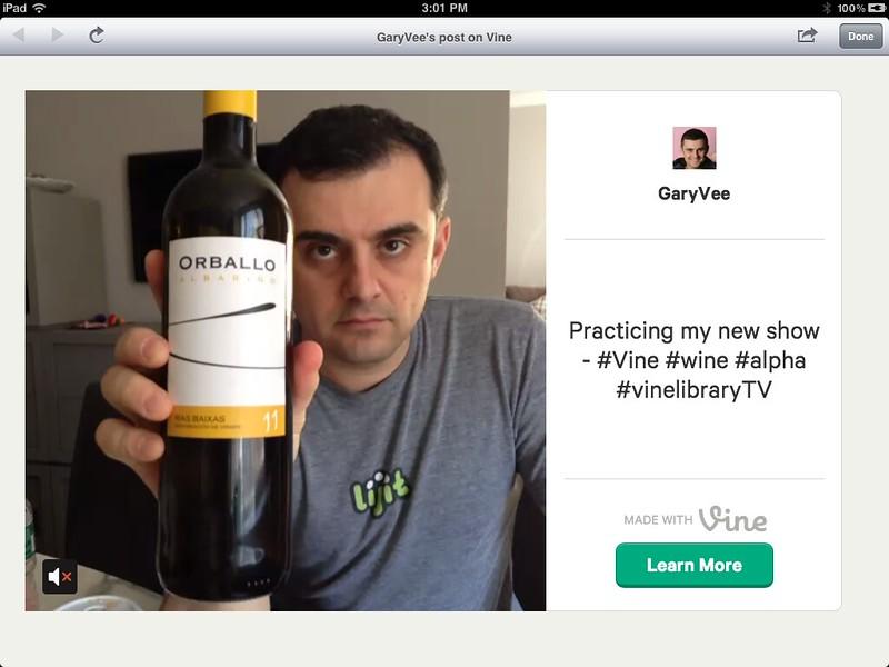 @garyvee #vine #vinelibrarytv