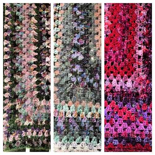 Three more #Granny #blankets