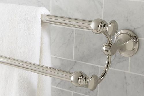 Double-towel-bar