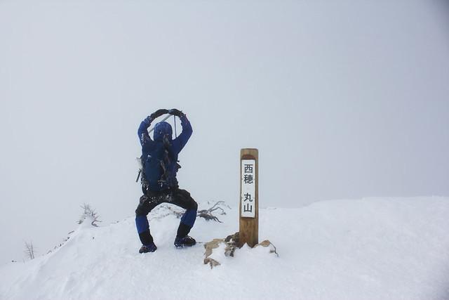 西穂高岳_38