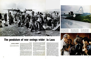 LIFE Magazine April 3, 1970 (2) - The pendulum of war swings wider in Laos