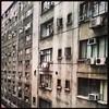 Mi lindo Santiago, una vista desde el interior de los edificios corporativos