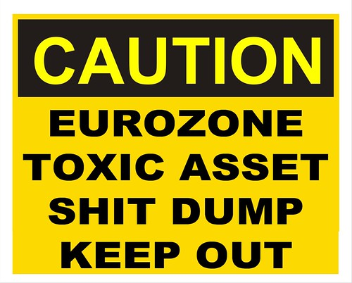 EUROZONE SIGN by Colonel Flick/WilliamBanzai7