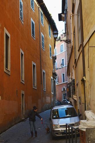 Tridente, Rome