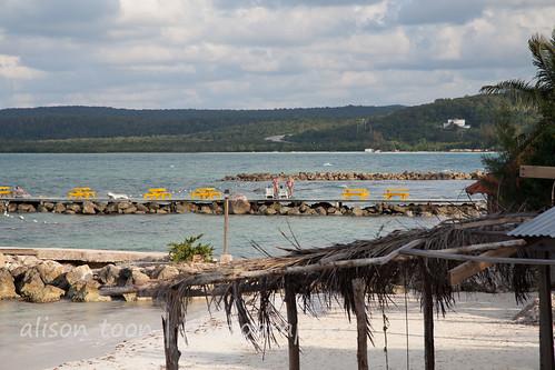 sea copyright beach water beautiful photographer turquoise secret hidden jamaica falmouth tranquil trelawny timenplace alisontoon viewfromcabins