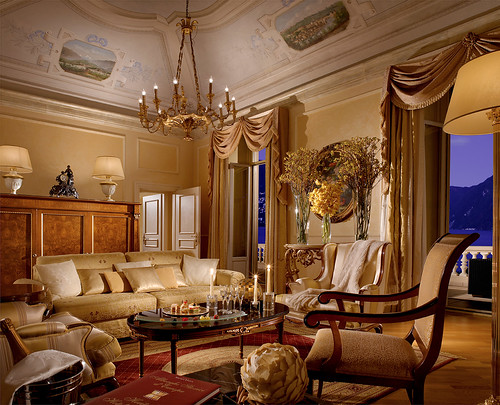 Hotel Splendide Royal Lugano, the stunning Presidential Suite