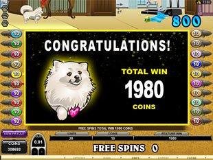The Osbournes Free Spins Prize