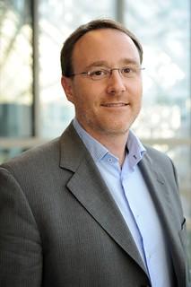 Christophe Villemer, vice-président exécutif de Savoir-faire Linux