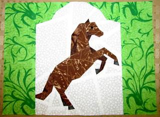 02 Jan Prancing Horse