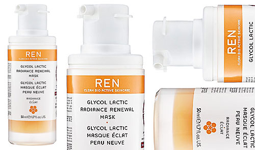 REN Radiance Renewal Mask Review