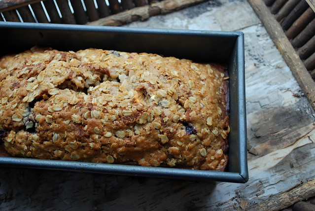 Blueberry Banana Bread. 1jpg