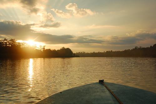 Kinabatangan River and Sukau