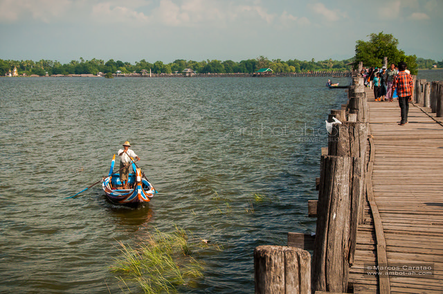 Ubein Bridge