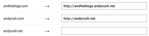 andyrush.com to andyrush.net