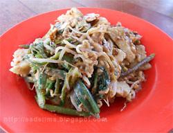 Tipat Cantok, Gado-Gado khas Bali - http://esdelima.blogspot.com