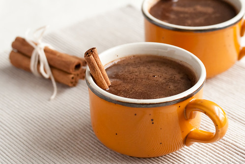 Adios Winter Blues: Mexican Hot Chocolate (Dairy-Free) - Crumb: A Food ...