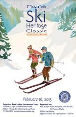 Ski Heritage Poster