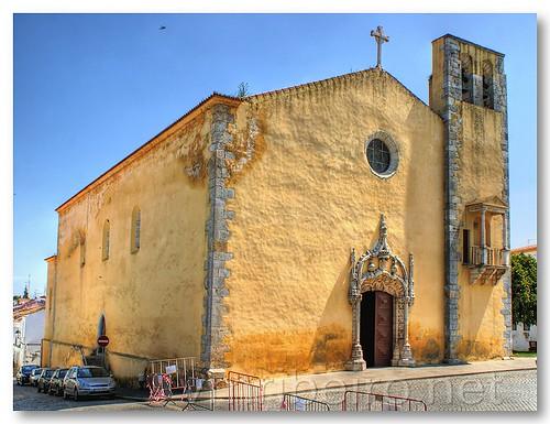 Igreja de S. João Batista em Moura by VRfoto