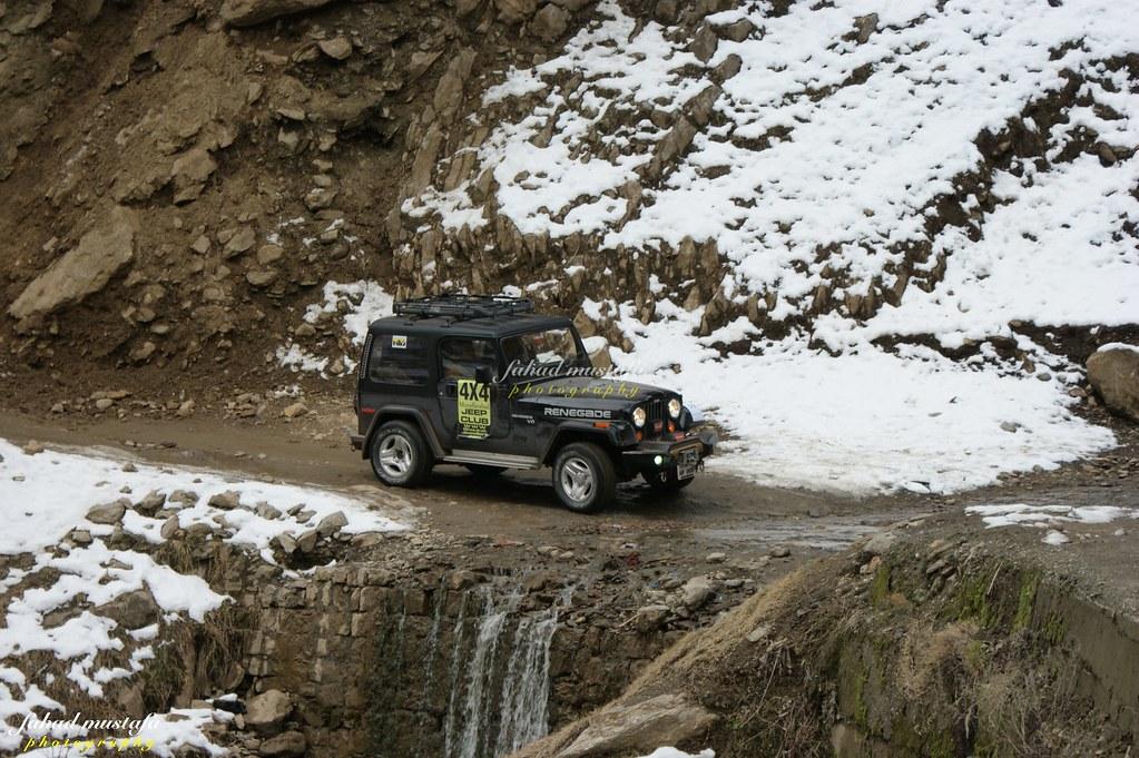 Muzaffarabad Jeep Club Neelum Snow Cross - 8470833557 45712a22fd b