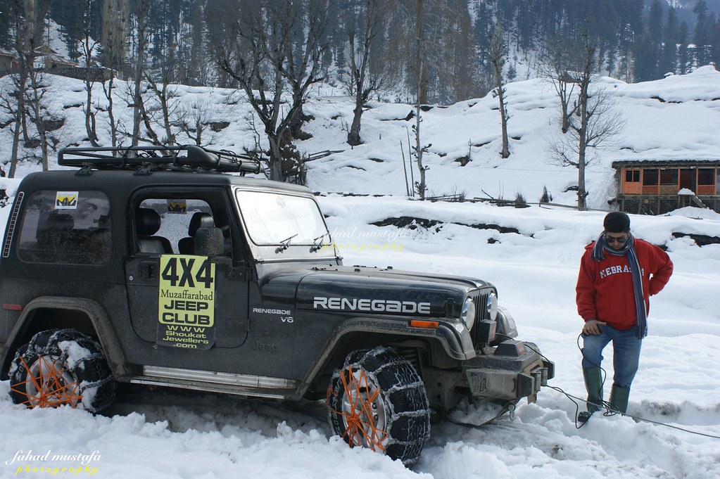 Muzaffarabad Jeep Club Neelum Snow Cross - 8471973474 67f7d622dc b