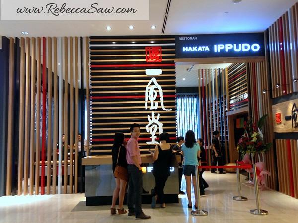 Ippudo Ramen Malaysia - Pavilion Kuala Lumpur-009