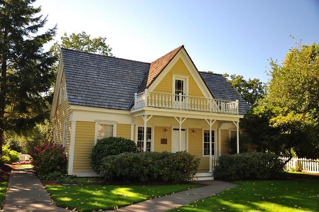 Fanno Farmhouse