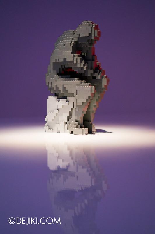Art of The Brick - The Thinker