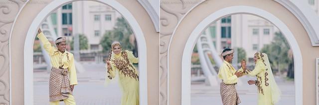 Shafiza + Hanif