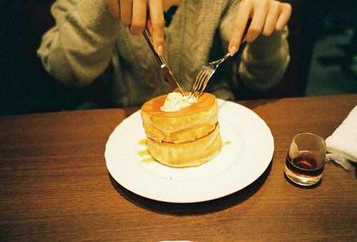 I love pancake!