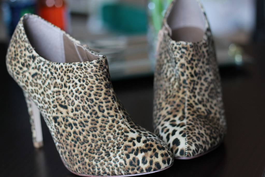 ASOS Timeless Shoe Boot Leopard (5) (2)