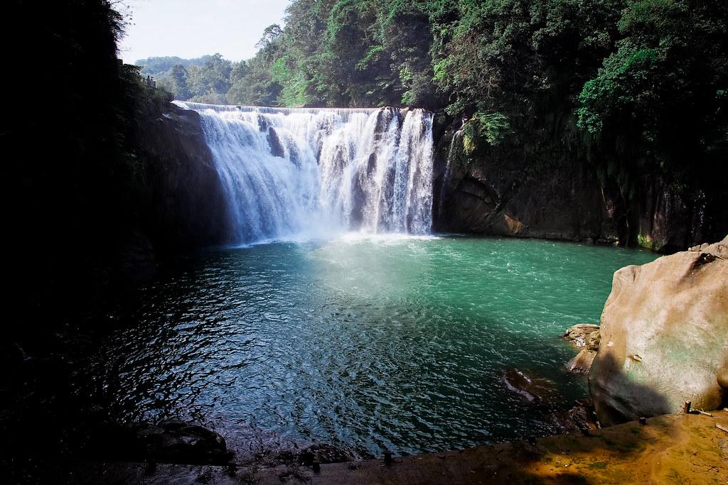 *平溪|十分瀑布