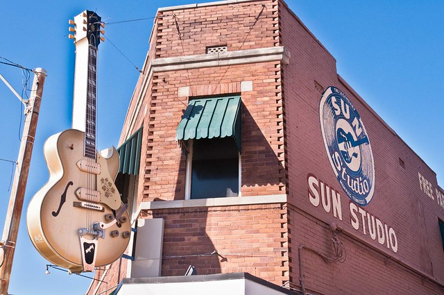 Sun Studio in Memphis, TN | PopArtichoke