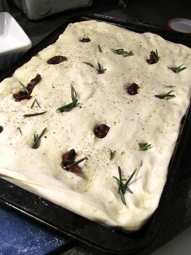 Gordon Ramsay's Tomato and Rosemary Focaccia