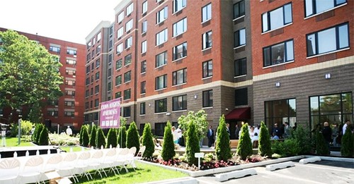 affordable housing in Brooklyn, financed by Citigroup (courtesy of Citigroup)