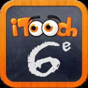 eduPad - iTooch 6e : exercices de Maths, Français, Anglais pour la classe de 6e