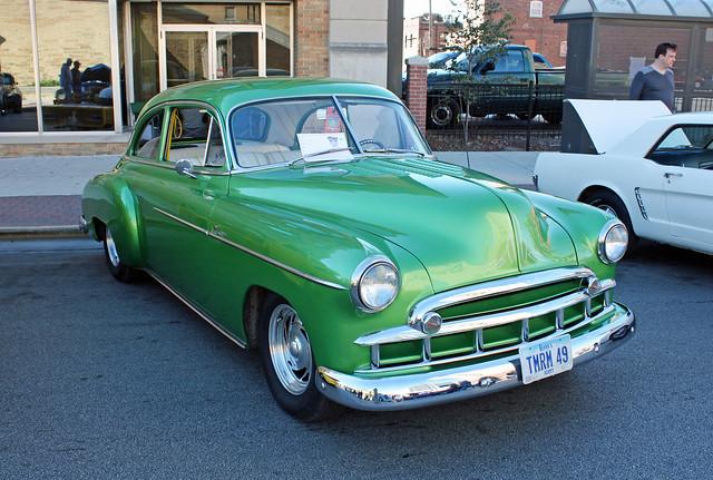 1949 chevrolet styleline deluxe 2 door sedan street rod 2 for 1949 chevrolet 2 door sedan