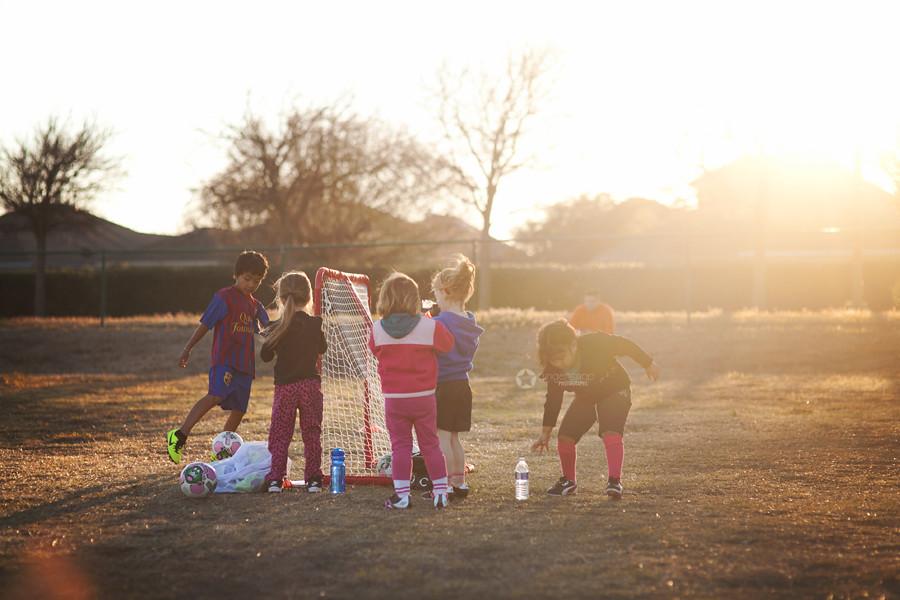 sawyer first soccer4