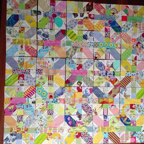 25 #xplusalong by Scrappy quilts