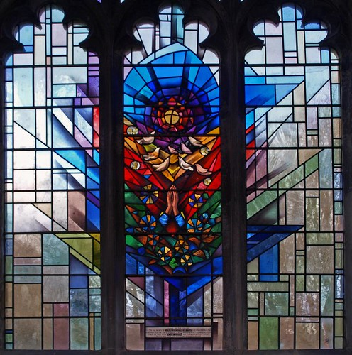 North aisle window (2)