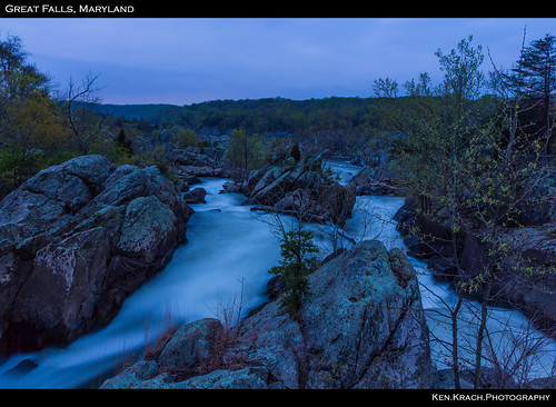 longexposure morning greatfalls maryland greatfallsmaryland