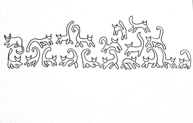 061:365 Cat Border