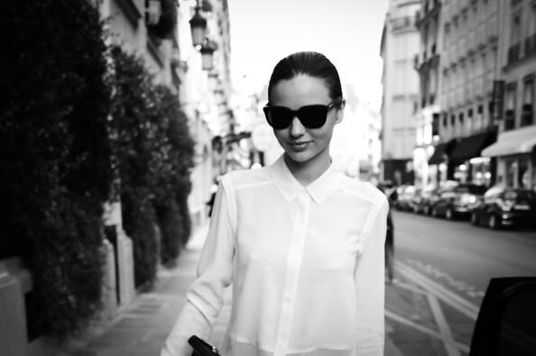 Miranda Kerr Paris