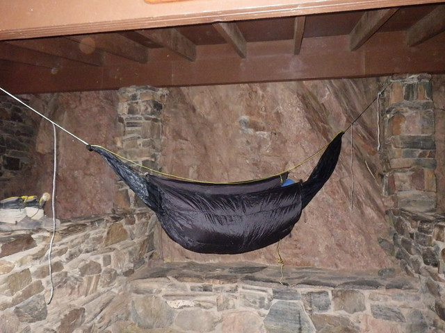 me and 3 others all hung in the grand canyon a few years back   hammocks are not allowed normally and you are not allowed to tie anything   even a clothes     hammock camping without woods or trees   page 2  rh   hammockforums