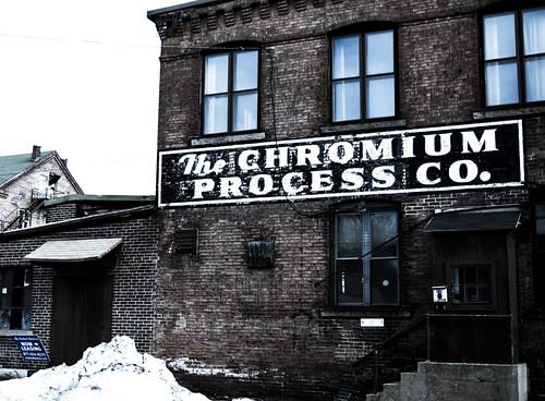 The Chromium Process