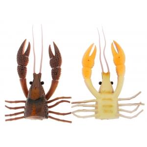 dahlberg-clackin-crayfish Trailer Brown Orange