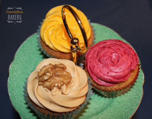 Cupcakes by Mandalina Bakery, Farnborough